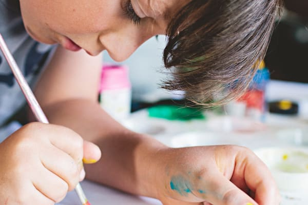 7 days of at-home school holiday fun