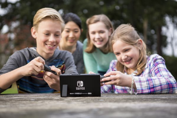 Warringah Mall levels up with Nintendo Switch