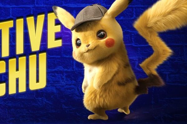 POKEMON Detective Pikachu meet and greet
