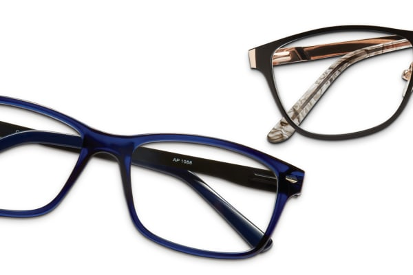 Bupa Optical: new low or no gap* collection