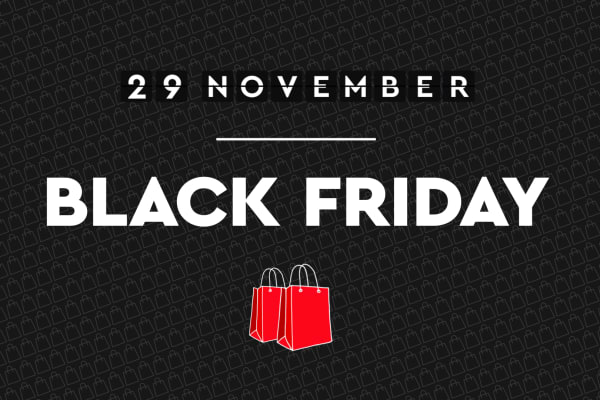 This year, Black Friday is back and it's bigger than ever