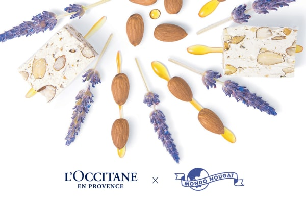 Enjoy a Delicious Treat with L'OCCITANE