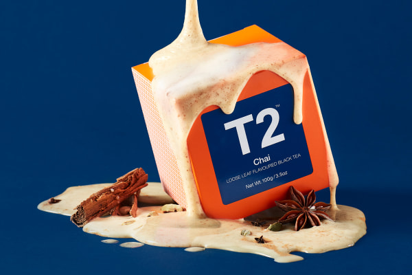 T2: Explore the world in just one cup. Meet Chai.