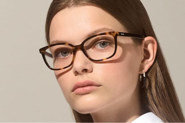 Discover the new HUGO collection at Specsavers