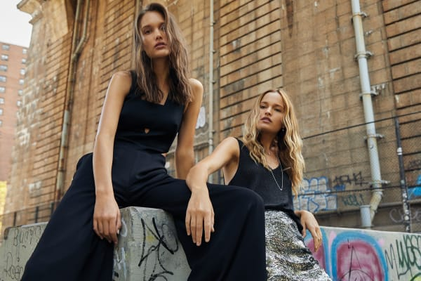 Sip and shop at sass & bide