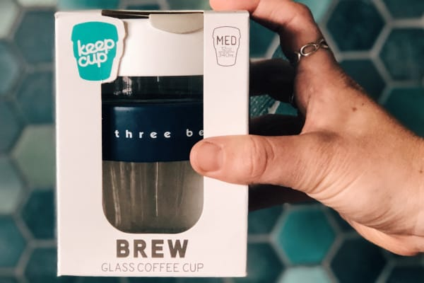 Three Beans coffee giveaway