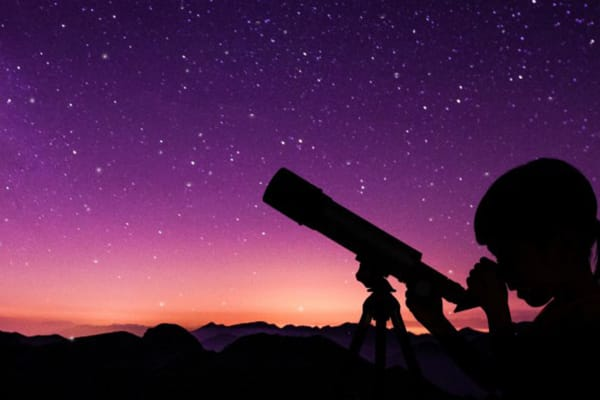 Star Gazing with Australian Geographic