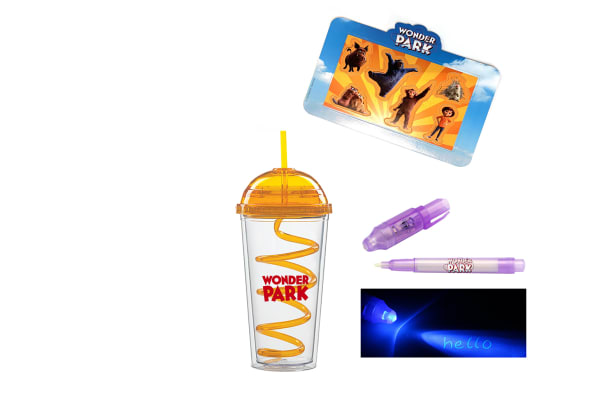 Win 1 of 3 Wonder Park prize packs
