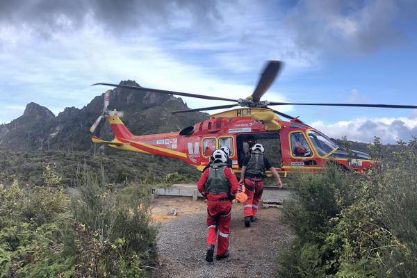 Try the Westpac Rescue Helicopter Simulator