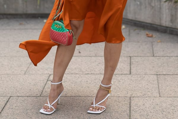 Square-toe shoes are back and already the seasons hottest trend