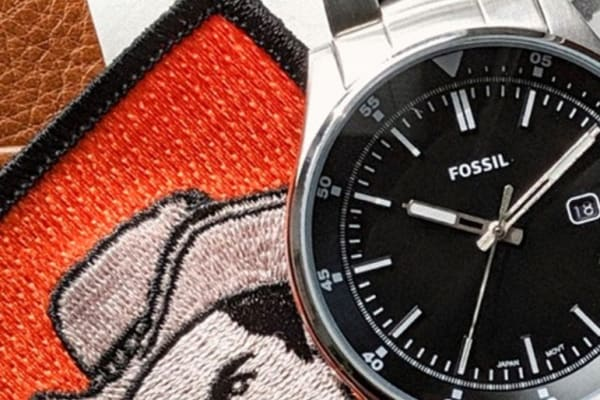 Fossil: spin and win for Dad