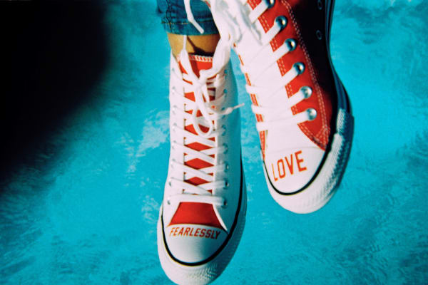Converse | Love Fearlessly