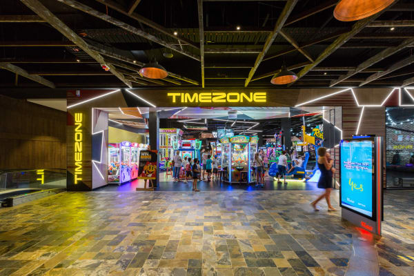 School holiday fun at Timezone