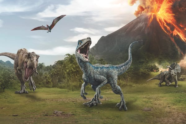 Win a Jurassic World: Fallen Kingdom prize pack
