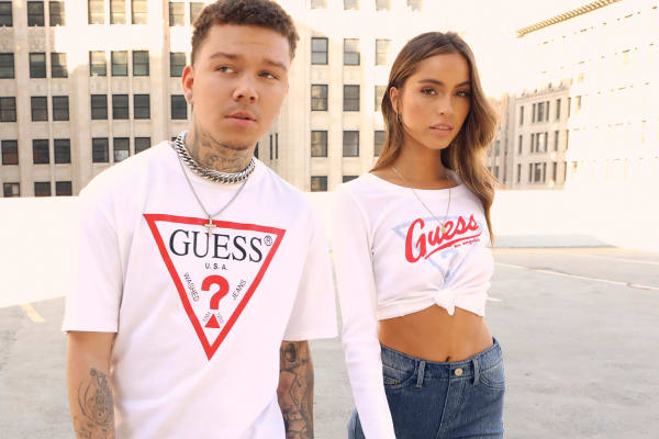 GUESS: New season limited edition Originals collection