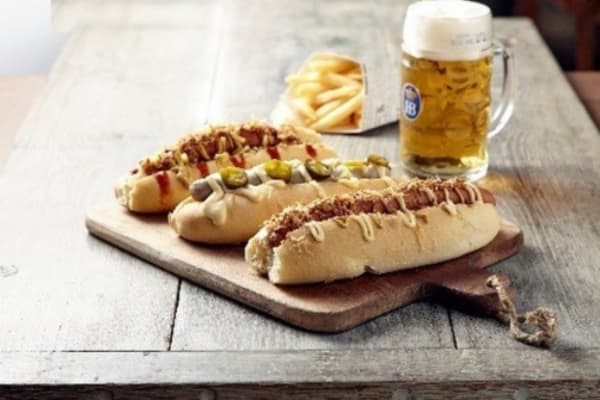 The Bavarian: Tuesday Night Schnitzel fix & 300ml Craft Bier