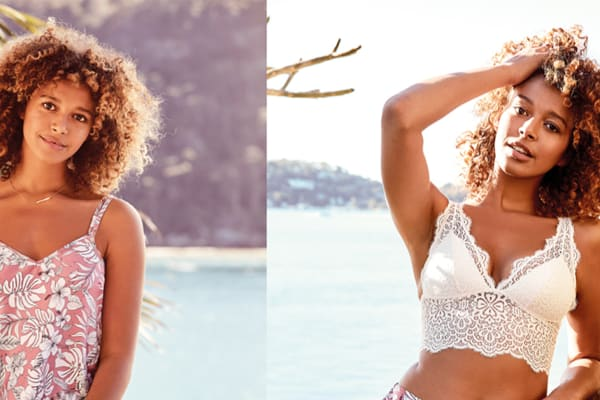 New Wanderlust collection at Bras and Things