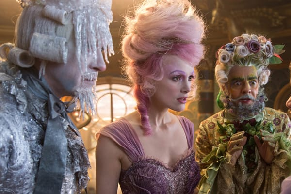 Win a family pass to Disney's The Nutcracker and the Four Realms