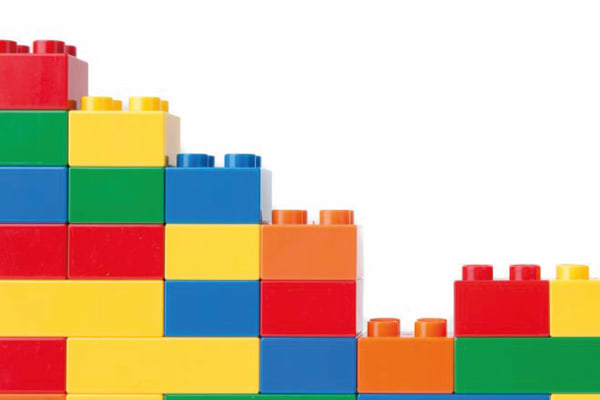 School holidays week 1: Stacka - Blocks