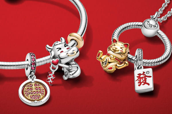 Pandora Lunar New Year