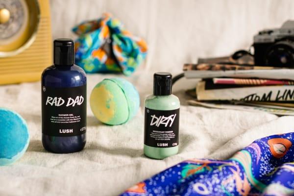 LUSH Fresh Handmade Cosmetics: Lush's Father's Day range