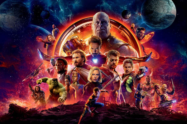 Avengers: Infinity War Is The Ultimate Gift This Father's Day
