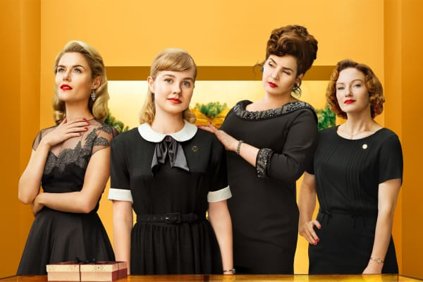 Ladies in Black: get the vintage look this spring