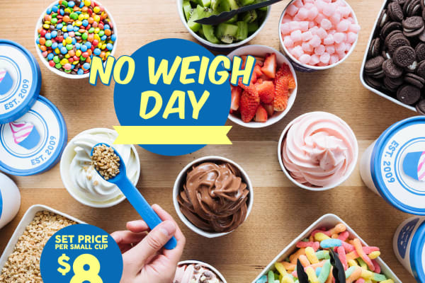 Yo-Get-It No Weigh Day