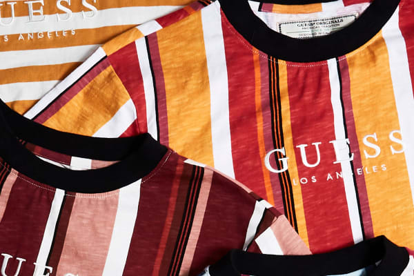 Limited edition Guess in-store at General Pants