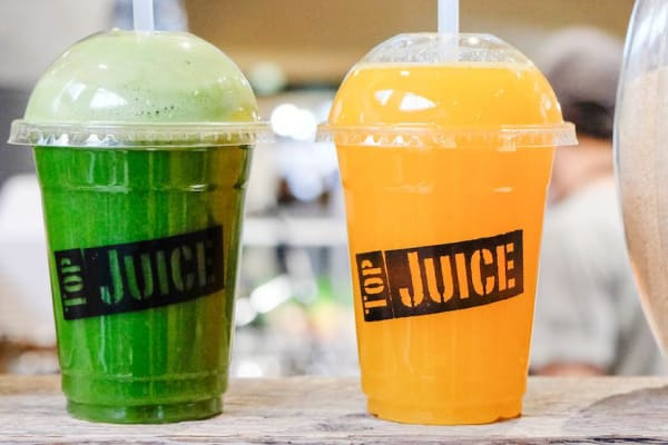 Top Juice: $5 drinks everyday for students