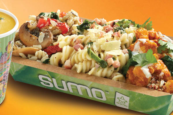 Grab your taste of Sumo Salad