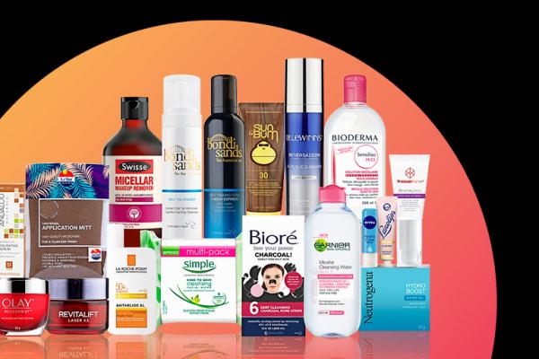 Priceline: 40% off Skincare, Suncare & Tanning