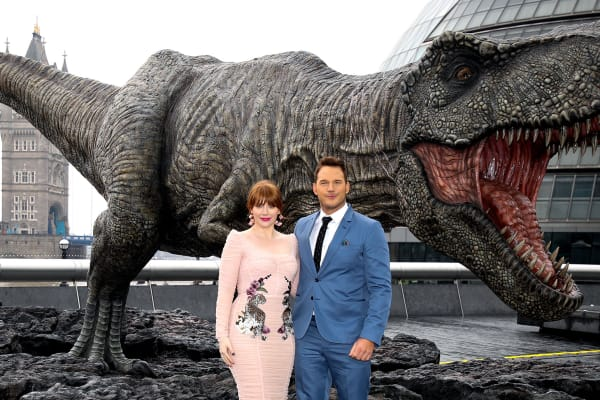 One to watch: Jurassic World: Fallen Kingdom