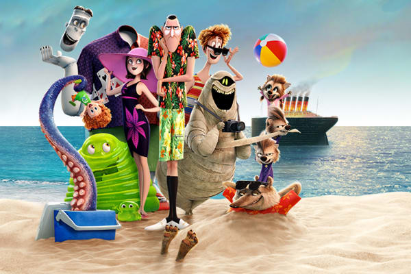 Win 1 of 10 Family Passes to Hotel Transylvania 3