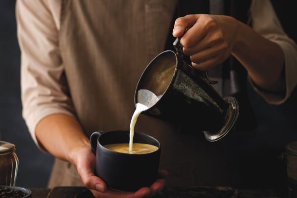 San Churro: Free coffee Wednesdays