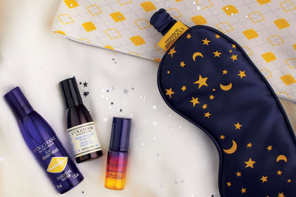 Your invited to L'OCCITANE's Pyjama Party