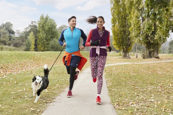 Take it outside: get motivated in winter activewear
