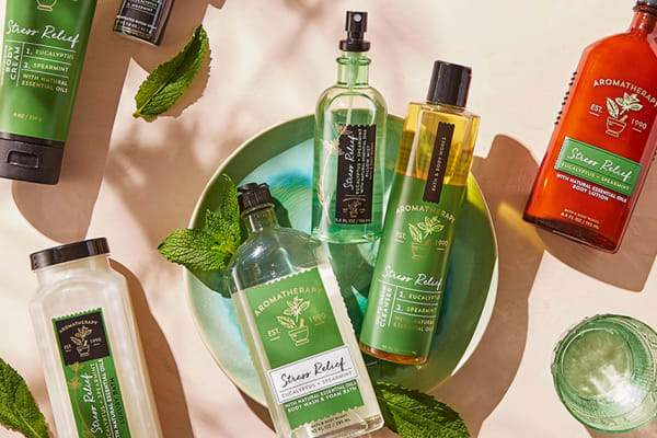 Bath & Body Works: buy 3 get 2 free or buy 2 get 1 free