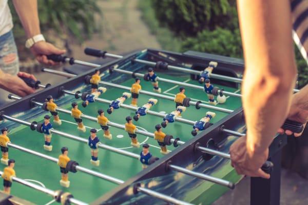 Foosball tournament series