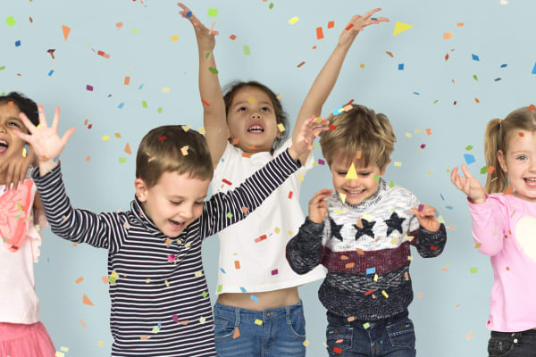Free kids' fun at our grand opening celebrations