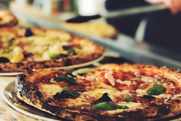 Casa Cibo Italian: two for one pizza Monday's