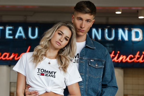 Glue Store: Tommy Jeans launch