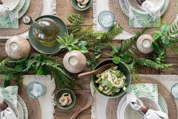 Interior Styling Workshop : Build a beautiful table setting