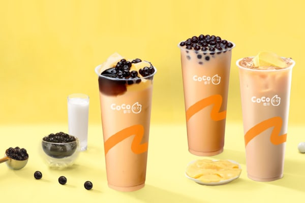 CoCo Tea: Bravo drinks special