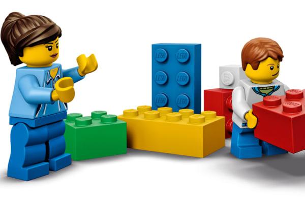 LEGO CITY Play Zone