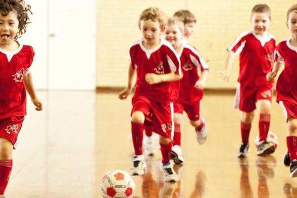 Little Kickers Skills & Drills