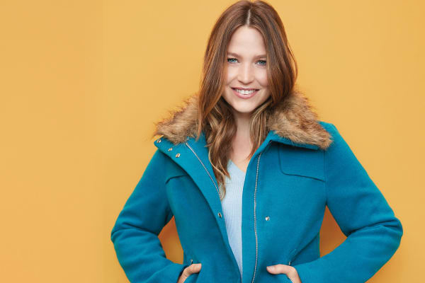 Rockmans: winter coats half price, now $59.99