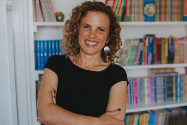 Sally Rippin book signing