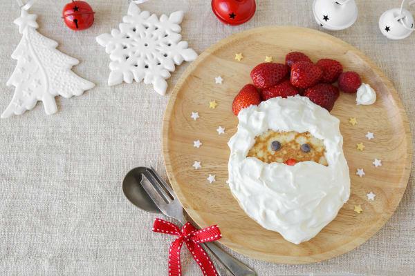 Santa's breakfast at Mr Brightside