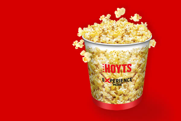 Be in to win* with HOYTS